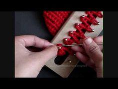 Como terminar/rematar una bufanda
