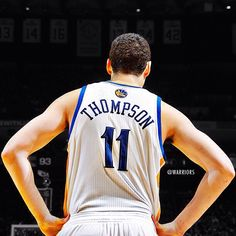 Happy 11/11! Fun fact: Klay Thompson was selected with the 11th overall pick in the 2011 ‪#‎NBADraft. He also wears number 11.