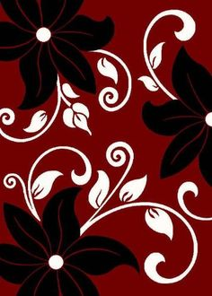 United Weavers of America Cristall Collection Daiquiri Black Area Rug Diy Carpet, Rugs On Carpet, Stair Carpet, Carpet Flooring, Carpets, Black Rug, Black And White, Red Black, 2 Clipart