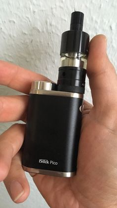 Istick Pico with Steam Crave Aromamizer V1