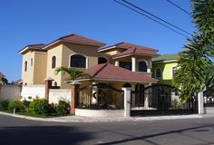 house in dominican republic -  own a nice big house in my country