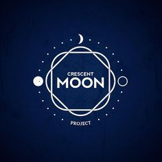 fun and clean minimal logo designed for an astrology blog project  #crescentmoon #astrology #blogger #project #moon #logo #logomark #logodesign #minimal #creative #smallbusiness  #logoinspirations #graphicdesign #identitydesign #branding