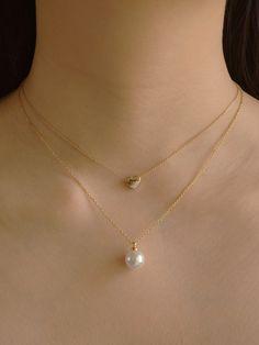 Collar con remolque 6mm Opal en versión plata ROSÉGOLD dorado dorado