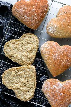 Bread Recipes, Cooking Recipes, Bread Rolls, Bread Baking, Crackers, Breads, Drink, Food, Essen