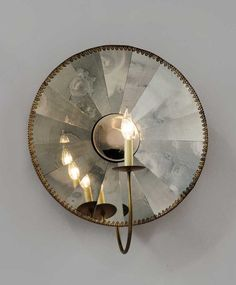 Urban Electric Co & Mark Maresca.  Andrew Reflector - MM-3020. Would love these in dining room