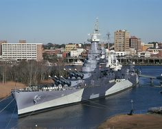 Battleship NORTH CAROLINA, Wilmington, N.C.