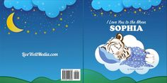 I Love You to the Moon: Bedtime Story, Love Book and Personalized Book with Goodnight Poems, Bedtime Poems and Love Poems