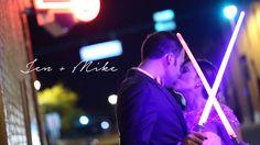 Jen + Mike   Storytellers: Heart + Soul Photo: Adam Sparkes Photography  DJ: Elysium Entertainment  Venue: Crofoot Ballroom