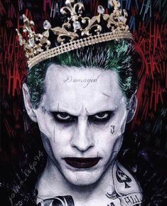 Joker Images, Joker Pics, Joker Art, Harley Quinn Cosplay, Joker And Harley Quinn, Joker Face Tattoo, Wallpaper Animé, Harey Quinn, Model Tattoo