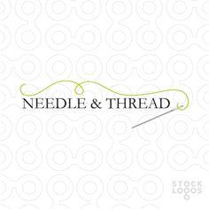 logo design needle thread | Logo: Needle & Thread, ID: 479084 , Designer: CourtneyRose