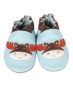 Playful and cozy are two virtues that Baby can really appreciate. These booties boast both qualities in spades. Made with supple leather, they flex and protect, and the delightful design is sure to garner some oohs and coos. An elasticized ankle band keeps this pair on squirmy little feet.