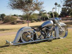 Harley Davidson Heritage Gangsta W/23 wheel