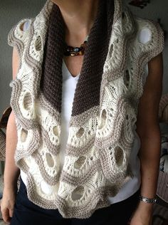 Ravelry: Project Gallery for Esjan pattern by Stephen West