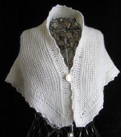 free knitting pattern: best 2012 knitting shawl patterns