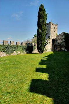 Castello di Arcano - Ezio Panigutti