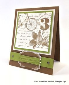 Stampin Up Card Ideas | have some truly stunning cards to share with you today, all created ...