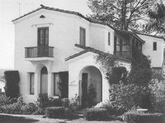 California CIRCA 1920's