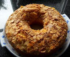 Rezept Mandelkuchen von gabhei - Rezept der Kategorie Backen süß