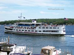 Mount Washington Cruise ( Lake Winnipesaukee, NH)
