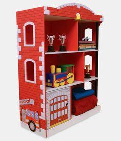 feuerwehr kinderzimmer: feuerwehr aufkleber / möbelsticker passend ... - Kinderzimmer Deko Feuerwehr
