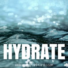 It's National Hydration Day! Your body is more than 60% water. Keep your skin…