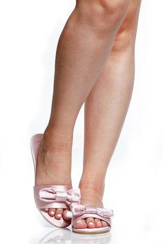 20c1ae5c40891d Pink Satin Slide Sandals   Cicihot Sandals Shoes online store sale Sandals