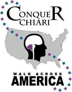 http://www.conquerchiari.org/ccwaa/ccwaa-main.html  Conquer Chiari Walk Across America is an annual fundraising and awareness event comprised of a series of local walks held on the same day. The goal is to bring awareness and education to the community and to raise money for Chiari Malformation reasearch.