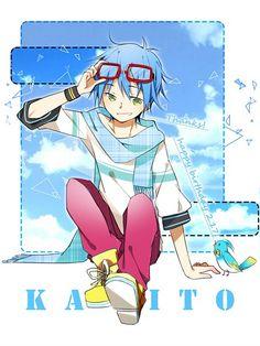 Vocaloid - KAITO Shion