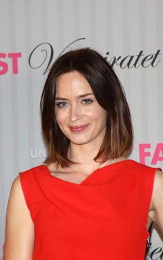 Emily Blunt - we adore this British babe and 'Looper' star.