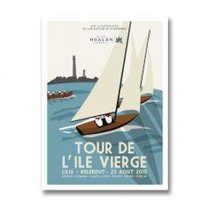 Livres et affiches - Hoalen La compagnie des gens de mer