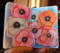Dana's Inspirations: Poppies