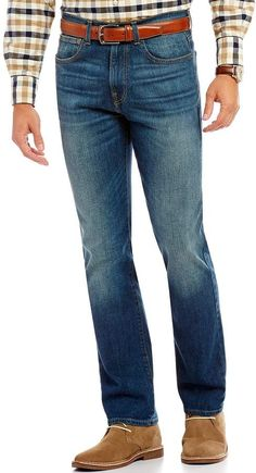 Cremieux Jeans Big & Tall Straight-Fit Stretch Denim Jeans Big & Tall Jeans, Black Jeans Men, Jeans Denim, Mens Big And Tall, Stretch Denim, Dillards, Fitness, Pants, Shopping