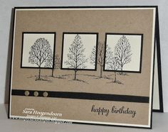 This blog is about making cards featuring stamps from Fun Stampers Journey.[click for card recipe]
