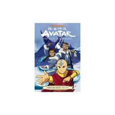 Avatar the Last Airbender 1 : North and South (Prebind) (Gene Luen Yang)