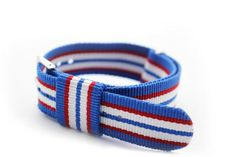 Straps for Unlimited 2016 & 1898 Silver - Stripes - $9