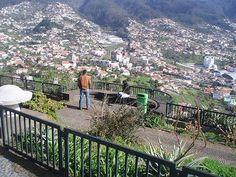Pico_dos_Barcelos1 by Madeira Islands Tourism, via Flickr, Madeira, Portugal