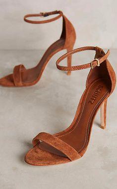 Schutz Cady Lee Heels #anthrofave