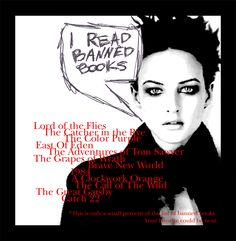 Reading For Sanity : A Book Review Blog: RFS 2nd Annual Banned Books Week.  Happy Banned Books week!