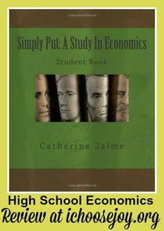 """Review of """"Simply Put: An Economics Textbook"""" for high school economics"""