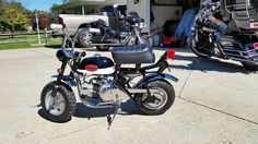 Four Stroke Engine, Honda Cub, Mini Bike, Cubs, Monkey, Trail, Motorcycles, Vehicles, Jumpsuit
