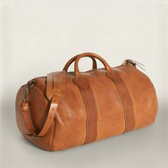 $995, Brown Leather Holdall: Ralph Lauren Rrl Leather Rockport Duffel. Sold by Ralph Lauren.