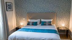 Chambre d'hote familiale Villa St Raphaël Saint Malo St Malo, St Raphael, Villa, Bed, Furniture, Home Decor, Bedrooms, House, Decoration Home