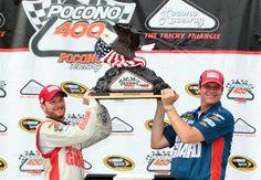 Earnhardt Pocono 400 | NASCAR: Power Rankings Following Pocono 400 - Beyond the Flag - Your ...