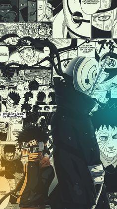 obito uchiha Naruto Kakashi, Anime Naruto, Naruto Shippuden Sasuke, Madara Uchiha, Naruto Art, Boruto, Mangekyou Sharingan, Otaku Anime, Manga Anime