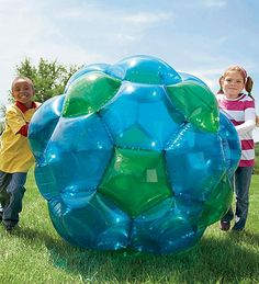 These are so much fun!  We used them for a science party.  The kids had a blast!  It kinda looks like a globe.  $60.00