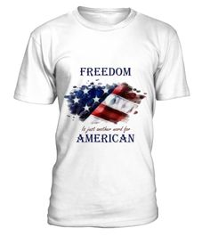 Freedom is just another word for American