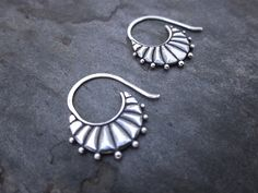 Ultra Disc Hoops 5/8 Inch by SashaBellJewelry on Etsy, $50.00