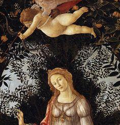 """Significado y secretos de """"La primavera"""", obra maestra de Botticelli - Cultura Inquieta"""
