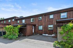 FINN – Fint rekkehus over 3 plan i barnevennlige Solhellinga - Garasje