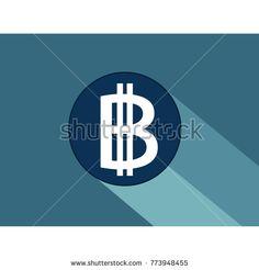 Bitcoin icon design